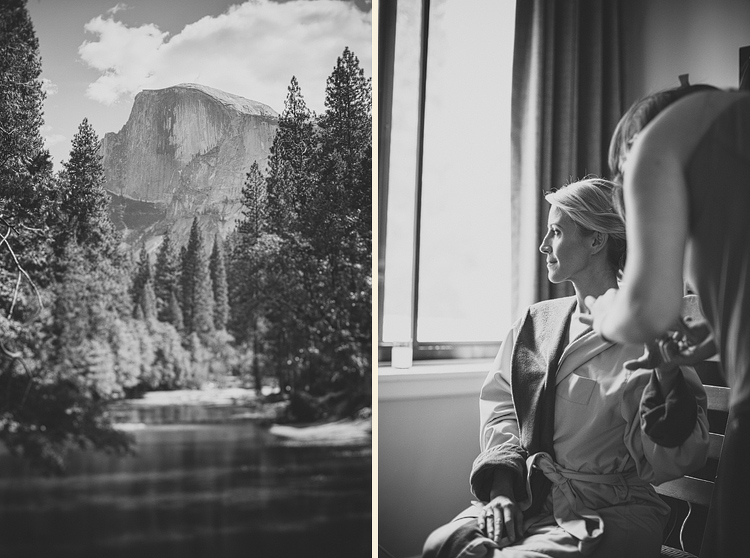 Yosemite wedding photography