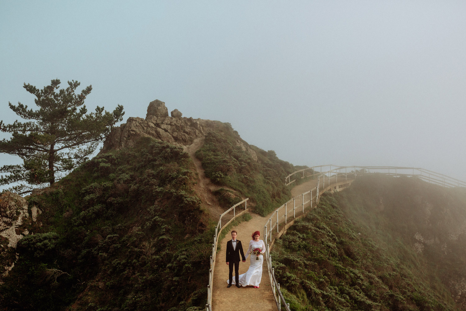Muir Beach Wedding Photographer