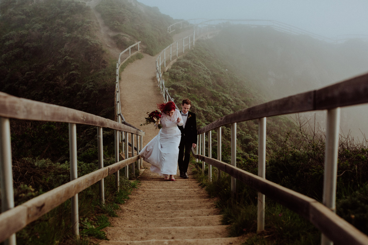 Muir Beach Wedding Photographers