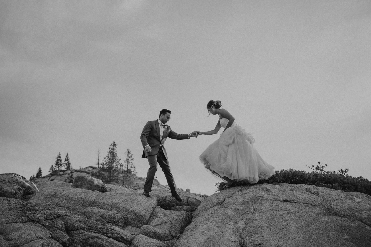 The HideOut Wedding Photographer Lake Tahoe Photography