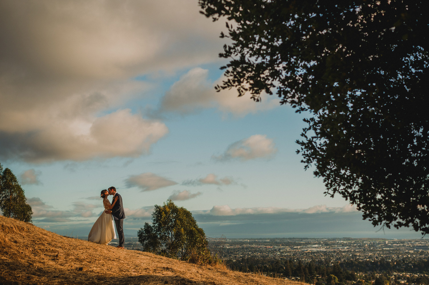 Oakland Nature Friends Wedding Photography