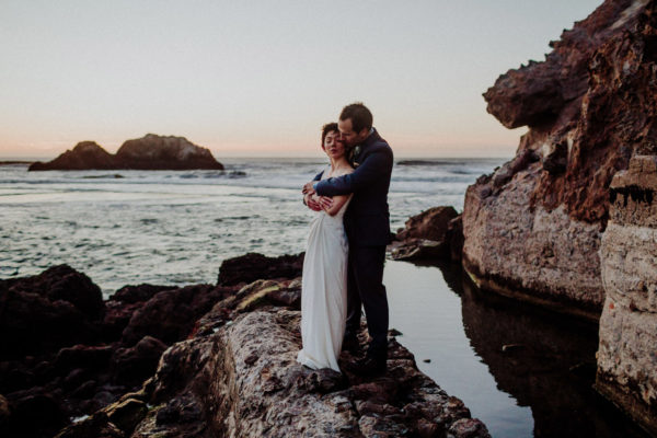 Sutro Heights Wedding Photographer