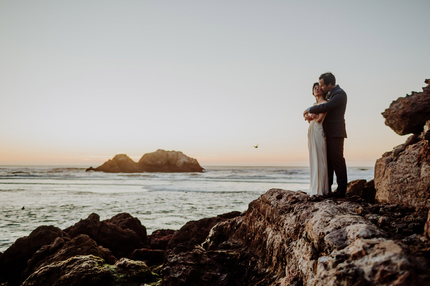 Sutro Heights Park Wedding Photographer