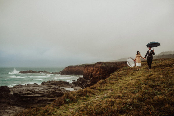 Sea Ranch Chapel Wedding